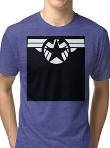 Geek Fusion : Captain SHIELD Tri-blend T-Shirt