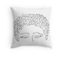 pretty cool - pillows & totes Throw Pillow