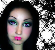 3D Doll by Stella Lennon
