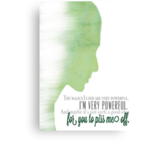 Willow Rosenberg Canvas Print
