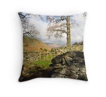 Martindale Farm Throw Pillow