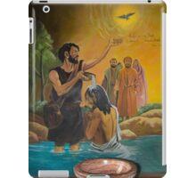 Baptismal Font In San Fernando - Ecuador iPad Case/Skin