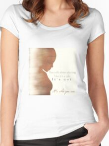 Kendra - The Second Slayer Women's Fitted Scoop T-Shirt