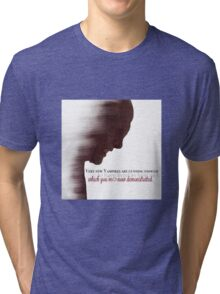 The Master - Buffy Tri-blend T-Shirt