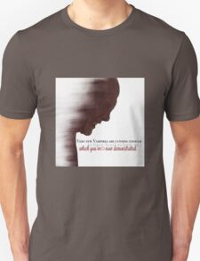 The Master - Buffy T-Shirt