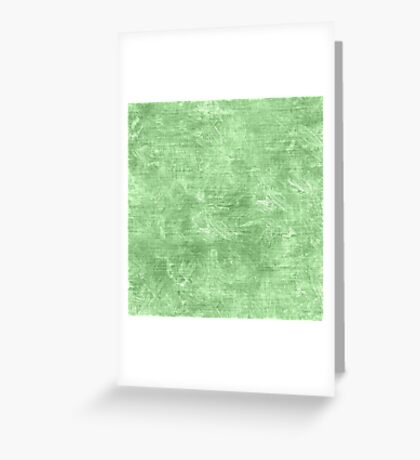 Pistachio Oil Painting Color Accent Greeting Card