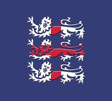 England St. George Flag Three Lions Unisex T-Shirt