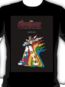 Avengers: Age of Voltron T-Shirt