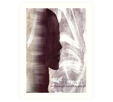 Faith Lehane - The Dark Slayer Art Print