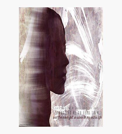 Faith Lehane - The Dark Slayer Photographic Print