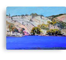 Connolly Dam Canvas Print