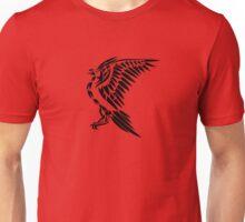 Tribal Hawk Unisex T-Shirt