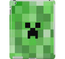 The Creeper Face iPad Case/Skin
