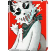 Spooky Cat iPad Case/Skin