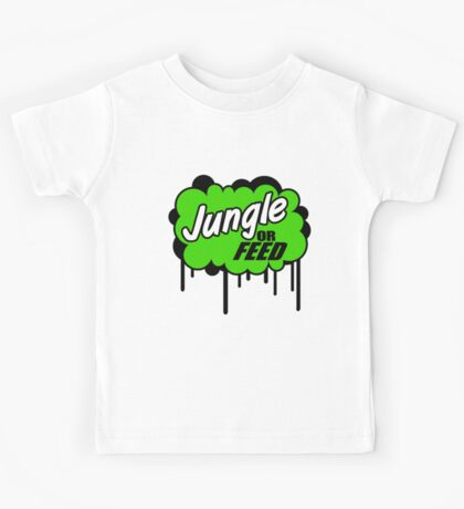 League of Legends: Jungle or Feed Kids Tee