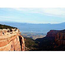 Ute Canyon Photographic Print