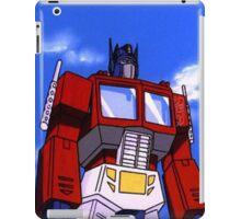 Optimus Prime iPad Case/Skin