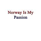 Norway Is My Passion  by supernova23