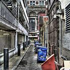 Philly Alley HDR by Robert  Murray