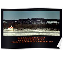 Esopus Lighthouse Poster
