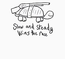 Slow and Steady Wins the Race Unisex T-Shirt