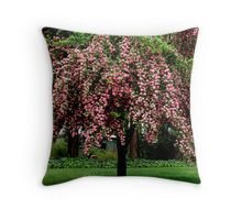 I Love My Tree.... Throw Pillow