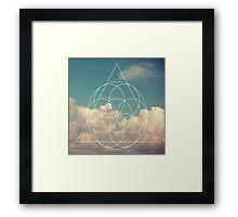 Geometry #1 Framed Print