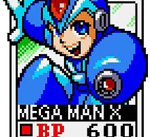 Megaman X by Lupianwolf