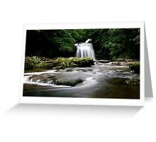 West Burton, Yorkshire Dales Greeting Card
