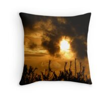 Reach For The Light Throw Pillow