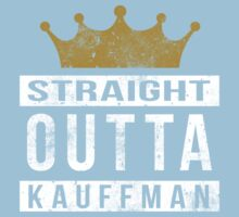 Straight Outta Kauffman Kids Clothes