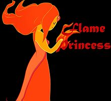 Flame Princess From Adventure Time by adventuretime3