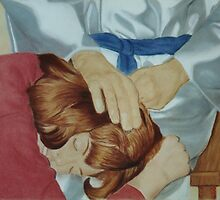 The Comfort of Father God's Lap by Tammy Odom