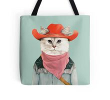 Rodeo Cat Tote Bag