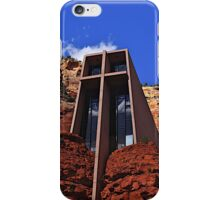 Chapel Of the Holy Cross iPhone Case/Skin