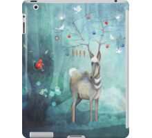 Where will you go? iPad Case/Skin