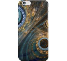 Inner complex iPhone Case/Skin