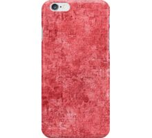 Tea Rose Oil Painting Color Accent iPhone Case/Skin