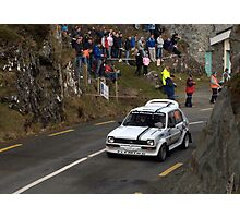 RALLY OF THE LAKES  Photographic Print