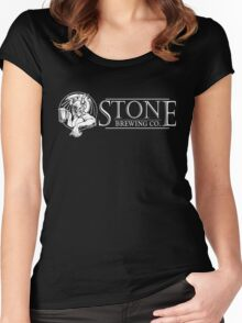 Stone Brewery Women's Fitted Scoop T-Shirt