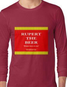 Rupert the Beer Long Sleeve T-Shirt