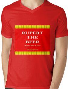 Rupert the Beer Mens V-Neck T-Shirt