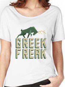 The Greek Freak Women's Relaxed Fit T-Shirt