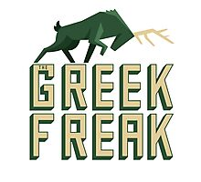 The Greek Freak Photographic Print