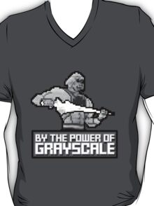 By the Power of Grayscale T-Shirt