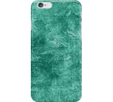 Lucite Green Oil Painting Color Accent iPhone Case/Skin
