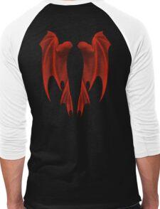 Dragon Wings Men's Baseball ¾ T-Shirt