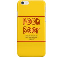 Pooh Beer iPhone Case/Skin