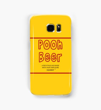 Pooh Beer Samsung Galaxy Case/Skin