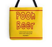 Pooh Beer Tote Bag